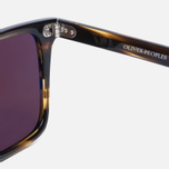 Солнцезащитные очки Oliver Peoples Bernardo Cocobolo/Java Polar фото- 3