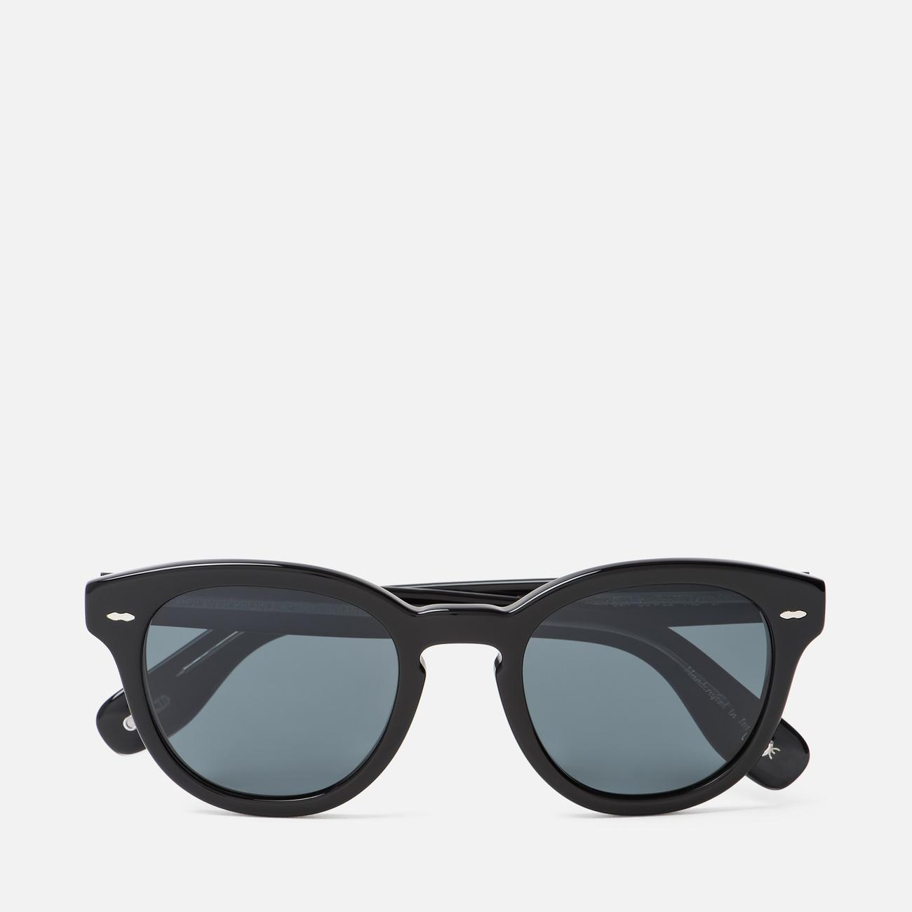 Солнцезащитные очки Oliver Peoples Cary Grant Sun Black/Blue Polar