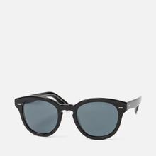 Солнцезащитные очки Oliver Peoples Cary Grant Sun Black/Blue Polar фото- 1