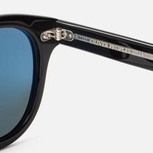 Солнцезащитные очки Oliver Peoples Cary Grant Sun Black/Blue Polar фото- 3