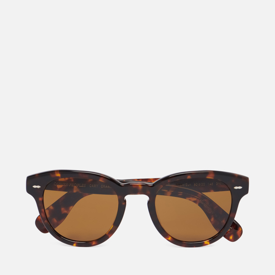 Солнцезащитные очки Oliver Peoples Cary Grant Sun Dm2/Brown
