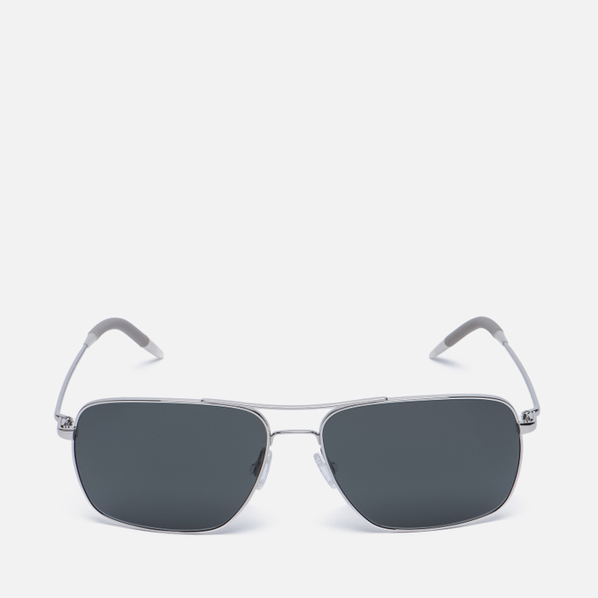 Солнцезащитные очки Oliver Peoples Clifton Silver/Midnight Express Polar