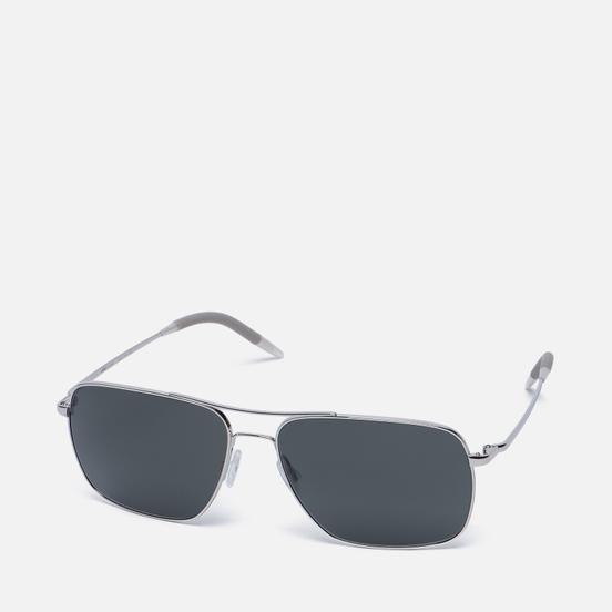 Солнцезащитные очки Oliver Peoples Clifton Silver/Midnight Express Polar