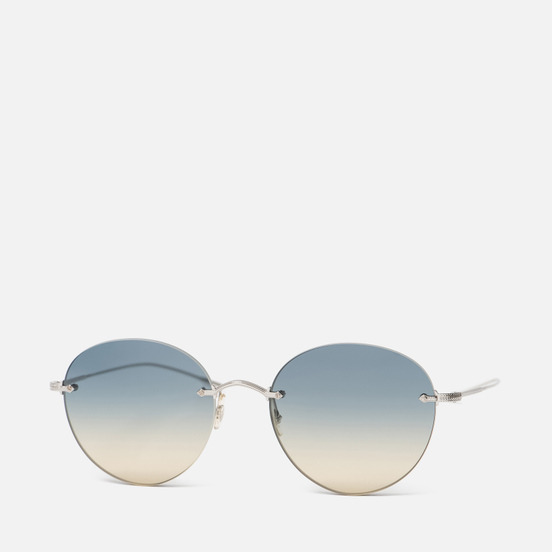 Солнцезащитные очки Oliver Peoples Coliena Antique Gold/Ocre Blue Gradient
