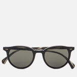 Солнцезащитные очки Oliver Peoples Delray Matte Black/G-15 Polar фото- 0