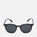 Солнцезащитные очки Oliver Peoples Delray Matte Black/G-15 Polar фото- 0