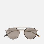 Солнцезащитные очки Oliver Peoples Ellice Grey/Gold/Grey Goldtone Glass фото- 0