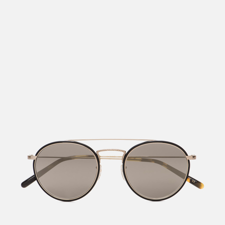 Солнцезащитные очки Oliver Peoples Ellice Grey/Gold/Grey Goldtone Glass