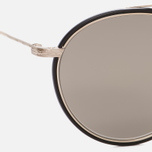 Солнцезащитные очки Oliver Peoples Ellice Grey/Gold/Grey Goldtone Glass фото- 2