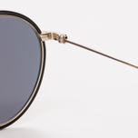 Солнцезащитные очки Oliver Peoples Ellice Grey/Gold/Grey Goldtone Glass фото- 3