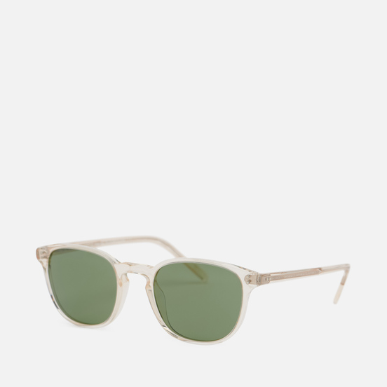 Солнцезащитные очки Oliver Peoples Fairmont Buff/Green C Mineral