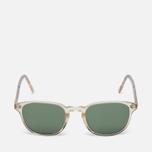Солнцезащитные очки Oliver Peoples Fairmont Buff/Green C Mineral фото- 0