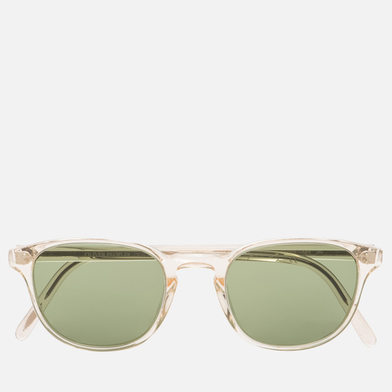 Солнцезащитные очки Oliver Peoples Fairmont Buff/Green C Mineral