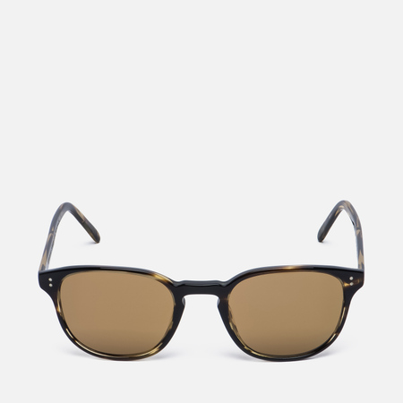 Солнцезащитные очки Oliver Peoples Fairmont Cocobolo/Champagne Photochromic
