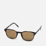 Солнцезащитные очки Oliver Peoples Fairmont Cocobolo/Champagne Photochromic фото- 1