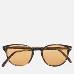Солнцезащитные очки Oliver Peoples Fairmont Cocobolo/Champagne Photochromic фото- 0