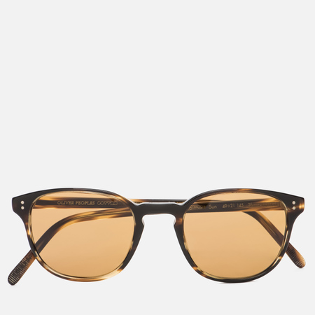 Солнцезащитные очки Oliver Peoples Fairmont Cocobolo/Champagne Photochromic