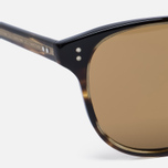 Солнцезащитные очки Oliver Peoples Fairmont Cocobolo/Champagne Photochromic фото- 2