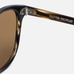 Солнцезащитные очки Oliver Peoples Fairmont Cocobolo/Champagne Photochromic фото- 3