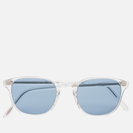 Солнцезащитные очки Oliver Peoples Fairmont Crystal/Cobalto Mineral