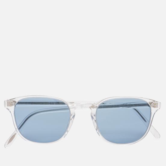 Солнцезащитные очки Oliver Peoples Fairmont Crystal/Cobalto Mineral