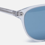 Солнцезащитные очки Oliver Peoples Fairmont Crystal/Cobalto Mineral фото- 2