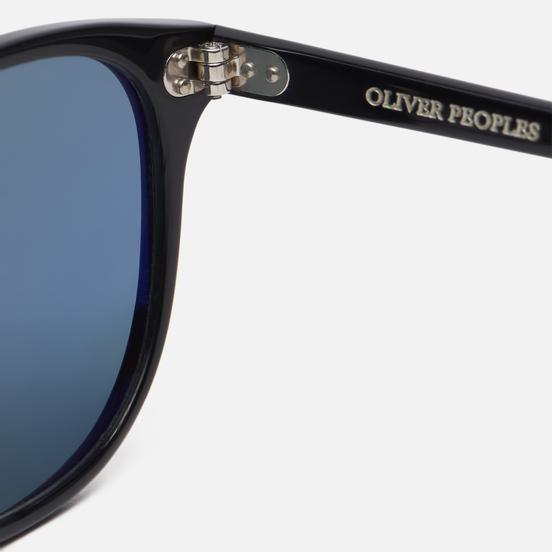 Солнцезащитные очки Oliver Peoples Fairmont Vintage DTB/Gold Mirror