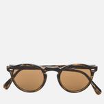 Солнцезащитные очки Oliver Peoples Gregory Peck Brown/Cosmik Tone Vintage фото- 0