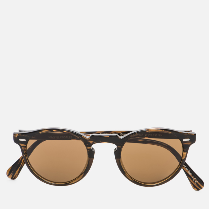 Солнцезащитные очки Oliver Peoples Gregory Peck Brown/Cosmik Tone Vintage