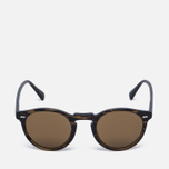 Солнцезащитные очки Oliver Peoples Gregory Peck Brown/Cosmik Tone Vintage фото- 0