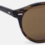 Солнцезащитные очки Oliver Peoples Gregory Peck Brown/Cosmik Tone Vintage фото- 2