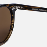 Солнцезащитные очки Oliver Peoples Gregory Peck Brown/Cosmik Tone Vintage фото- 3