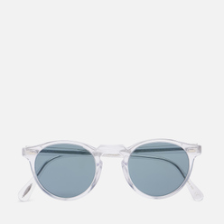 Солнцезащитные очки Oliver Peoples Gregory Peck Crystal/Indigo Photochromic