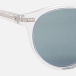 Солнцезащитные очки Oliver Peoples Gregory Peck Crystal/Indigo Photochromic фото- 2