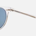 Солнцезащитные очки Oliver Peoples Gregory Peck Crystal/Indigo Photochromic фото- 3