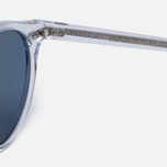 Солнцезащитные очки Oliver Peoples Gregory Peck Crystal/Indigo Photochromic фото- 3