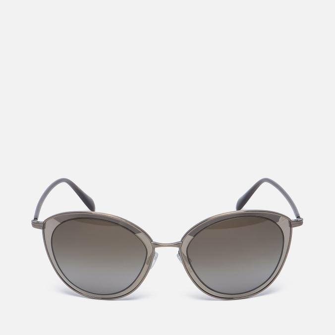 Солнцезащитные очки Oliver Peoples Gwynne Antique Gold/Taupe Flash/Hazel Gradient