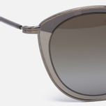 Солнцезащитные очки Oliver Peoples Gwynne Antique Gold/Taupe Flash/Hazel Gradient фото- 2