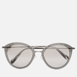 Солнцезащитные очки Oliver Peoples Gwynne Pewter/Graphite/Silver Flash Gradient Mirror фото- 0