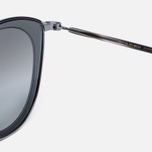Солнцезащитные очки Oliver Peoples Gwynne Pewter/Graphite/Silver Flash Gradient Mirror фото- 3