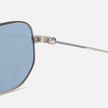 Солнцезащитные очки Oliver Peoples Indio Silver/Cobalto фото- 3