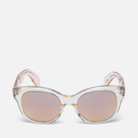 Солнцезащитные очки Oliver Peoples Jacey Buff/Pink Mirror фото- 0
