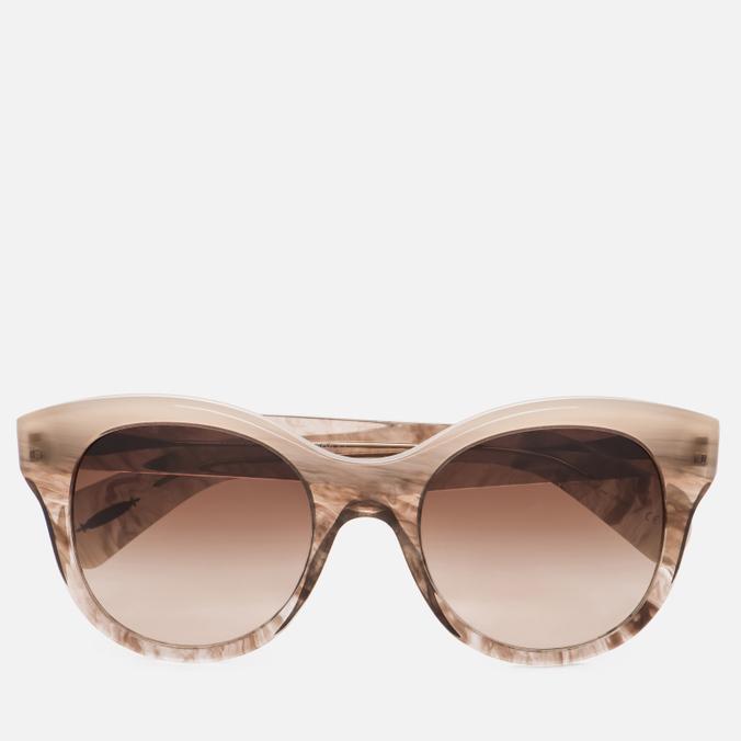 Солнцезащитные очки Oliver Peoples Jacey Pecan Pie/Umber Gradient