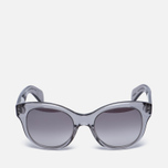 Солнцезащитные очки Oliver Peoples Jacey Workman Grey/Brown Gradient Silver Mirror фото- 0