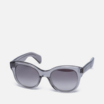 Солнцезащитные очки Oliver Peoples Jacey Workman Grey/Brown Gradient Silver Mirror фото- 1