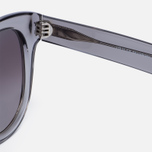 Солнцезащитные очки Oliver Peoples Jacey Workman Grey/Brown Gradient Silver Mirror фото- 3