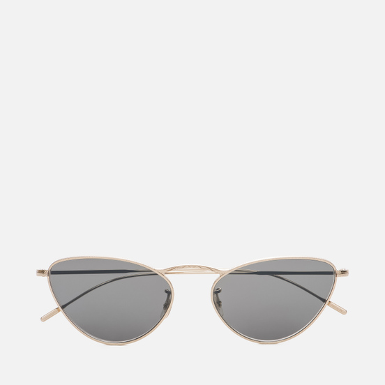 Солнцезащитные очки Oliver Peoples Lelaina Gold/Carbon Grey Glass