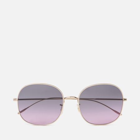 Солнцезащитные очки Oliver Peoples Mehrie Soft Gold/Purple Gradient