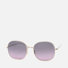 Солнцезащитные очки Oliver Peoples Mehrie Soft Gold/Purple Gradient фото- 1