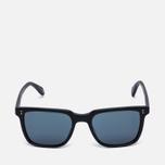 Солнцезащитные очки Oliver Peoples NDG-1 Black/Indigo Photochromic фото- 0